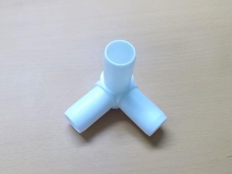ジョイント (3方)白 JST-3LW