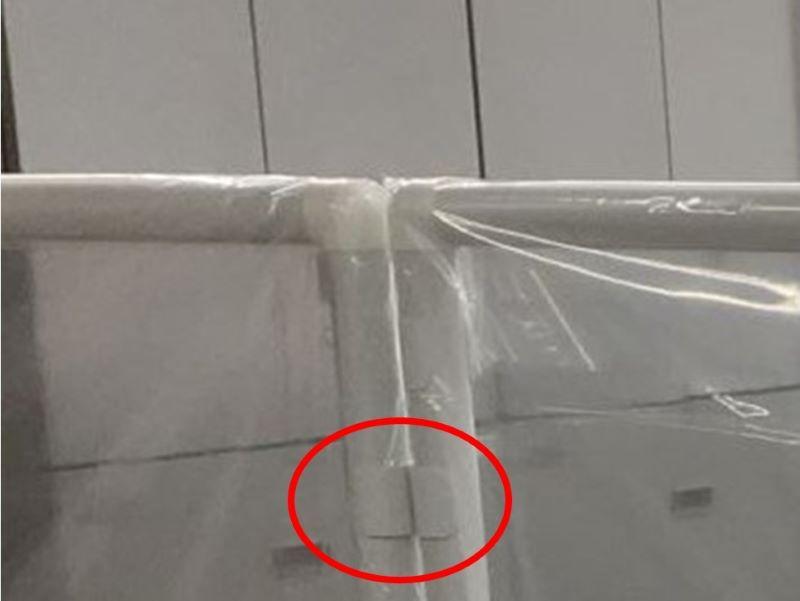 Sタイプ 連結パッカー使用例