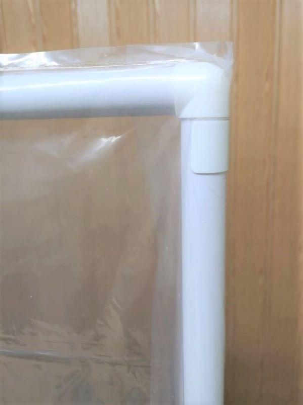 袋留めパッカー 使用後 仕切りフレーム用