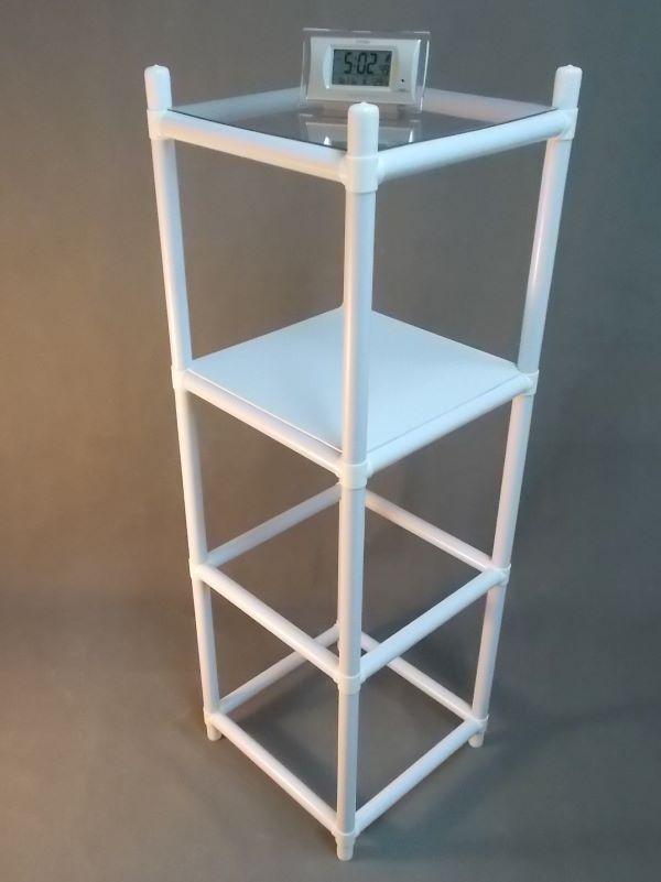 キューブラックキット白3ボックス